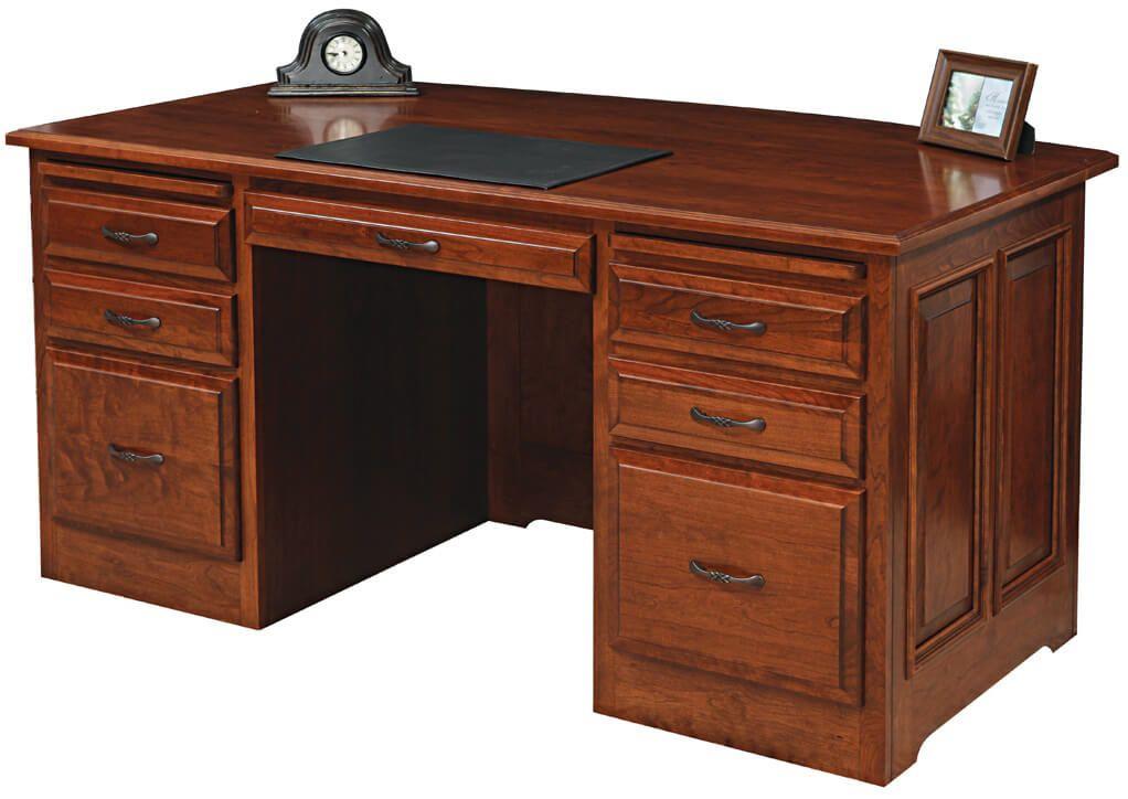 Irvine Executive Desk
