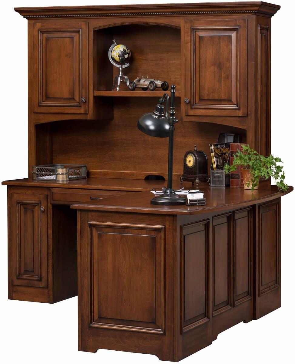 Irvine L-Shaped Desk