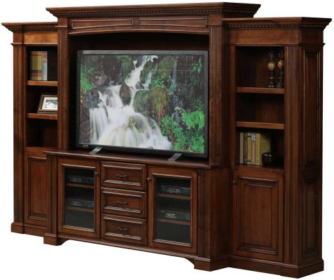 Lockwood Deluxe Home Entertainment Center