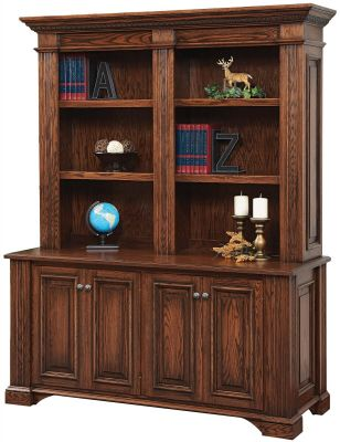 Lockwood Storage Bookcase