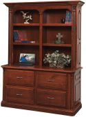 New Haven Double Lateral File Bookcase