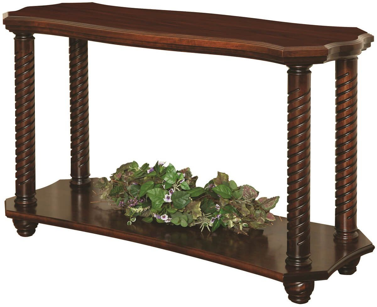 New Haven Open Console Table
