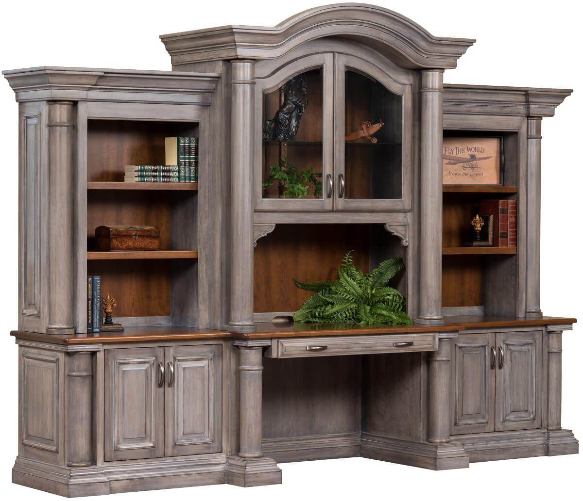 Newcastle Bookcase Credenza
