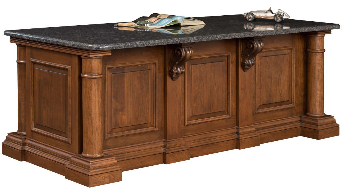 Luxury Executive Office Desk