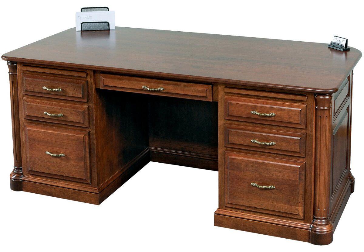 Vanderbilt Executive Desk