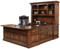 Vanderbilt U-Shaped Desk