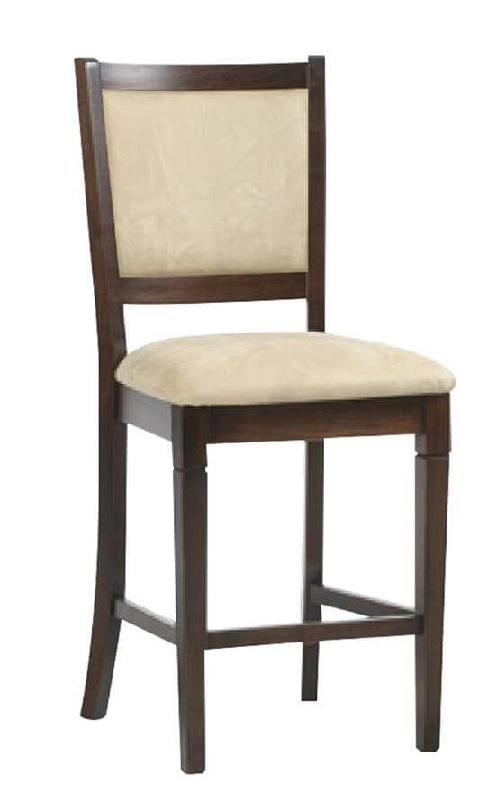 Fully upholstered Anjous Bistro Chair