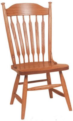 Daintree Solid Wood Side Chair