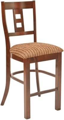 Dransfield Bistro Chair in Brown Maple