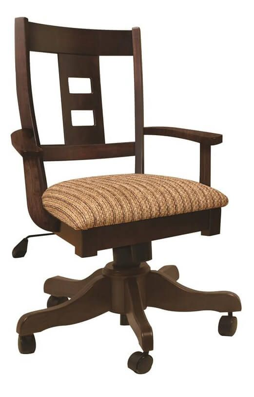 Dransfiled desk chair
