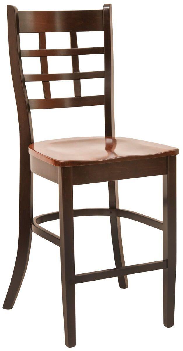 Fillmore Contemporary Bar Chair