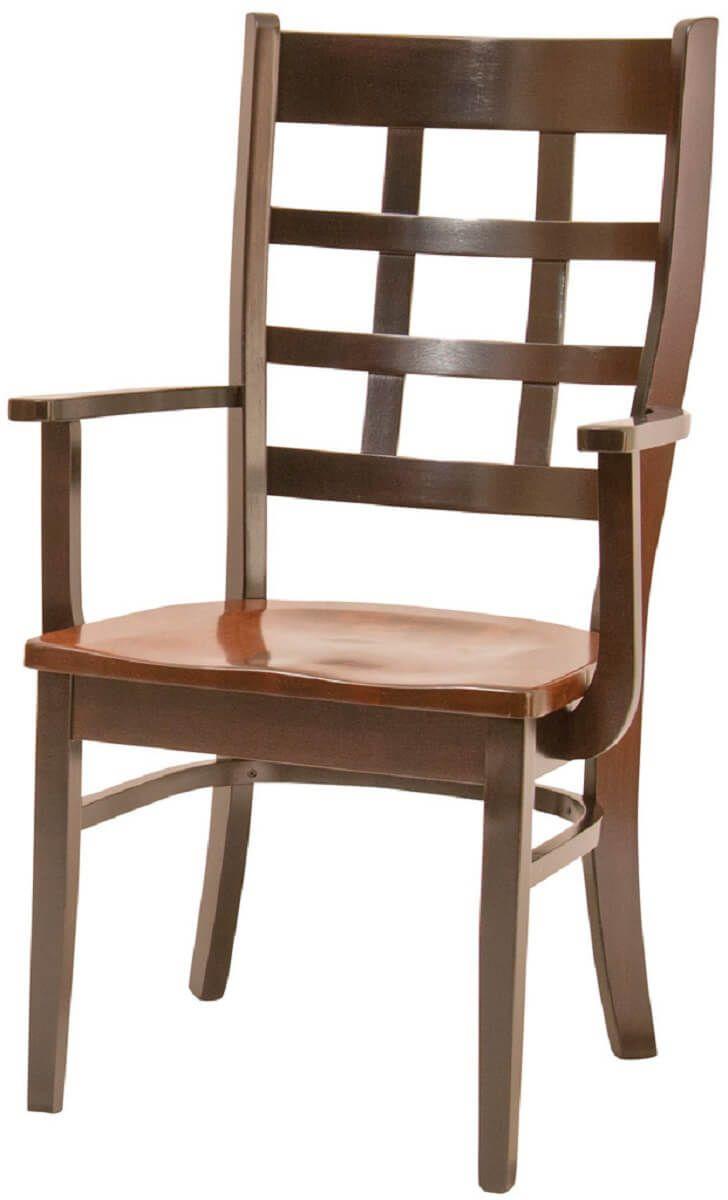 Fillmore Contemporary Arm Chair