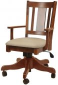 Henredon Mission Office Chair
