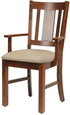 Henredon Mission Style Dining Chair Countryside Amish Furniture