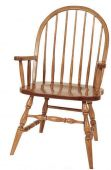 Loire Low Spindle Back Chair