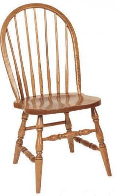 Loire Solid Wood Side Chair