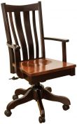 Lundy Hardwood Desk Chair