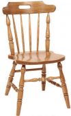 Medfield Solid Wood Side Chair