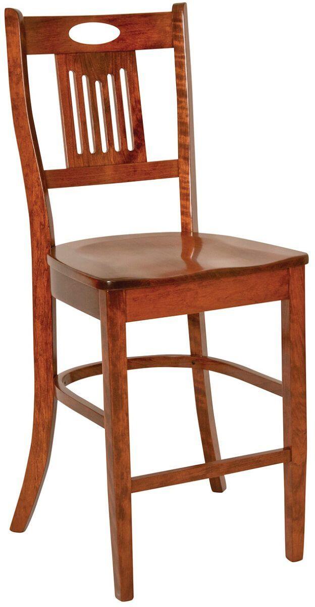 New Bern Bar Chair