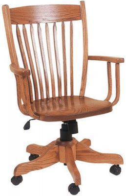 Solid wood Norwich Office Chair