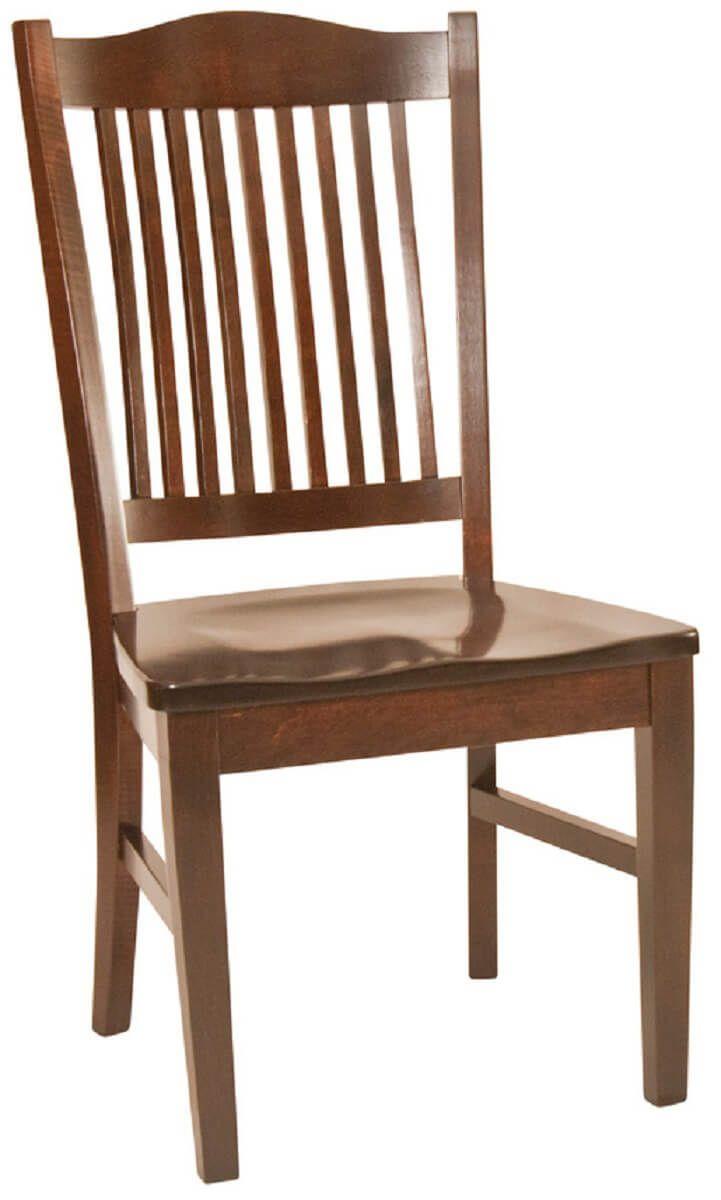 Raffles Amish handmade Side Chair