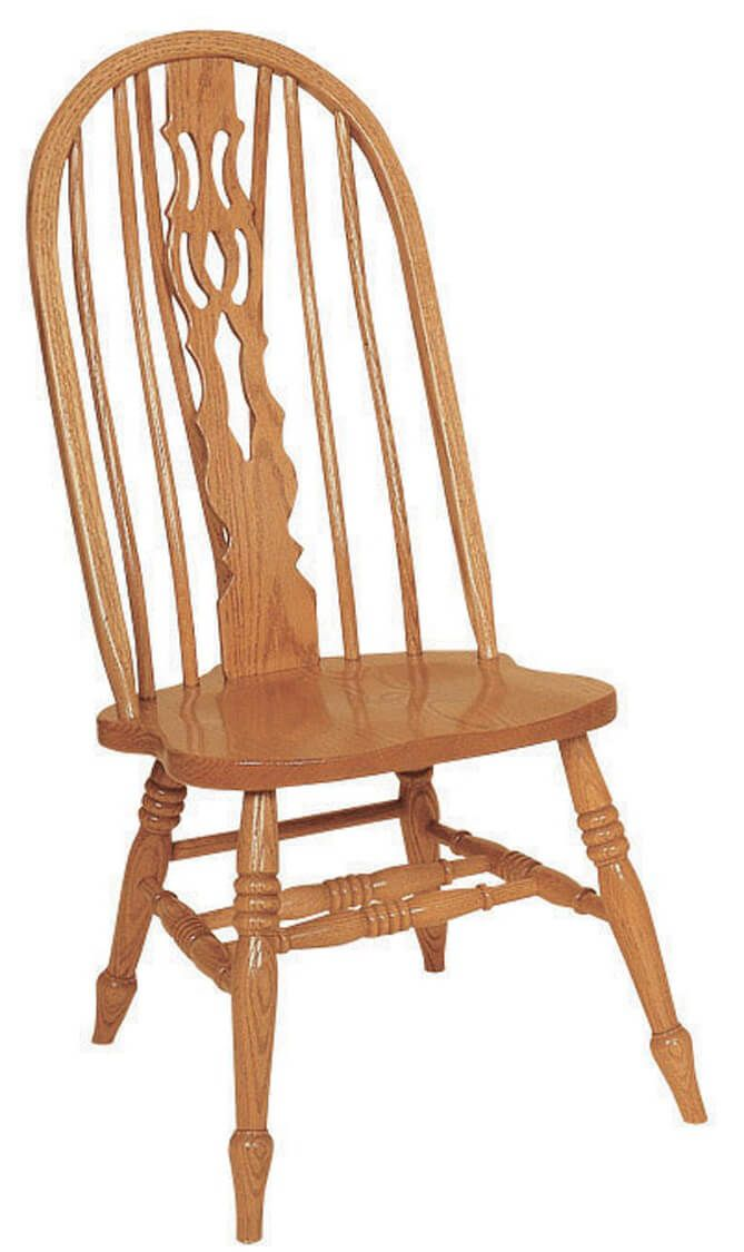 Wessex Solid Wood Side Chair