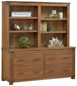 Cave Creek Double File Bookcase