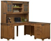 Cave Creek L-Desk