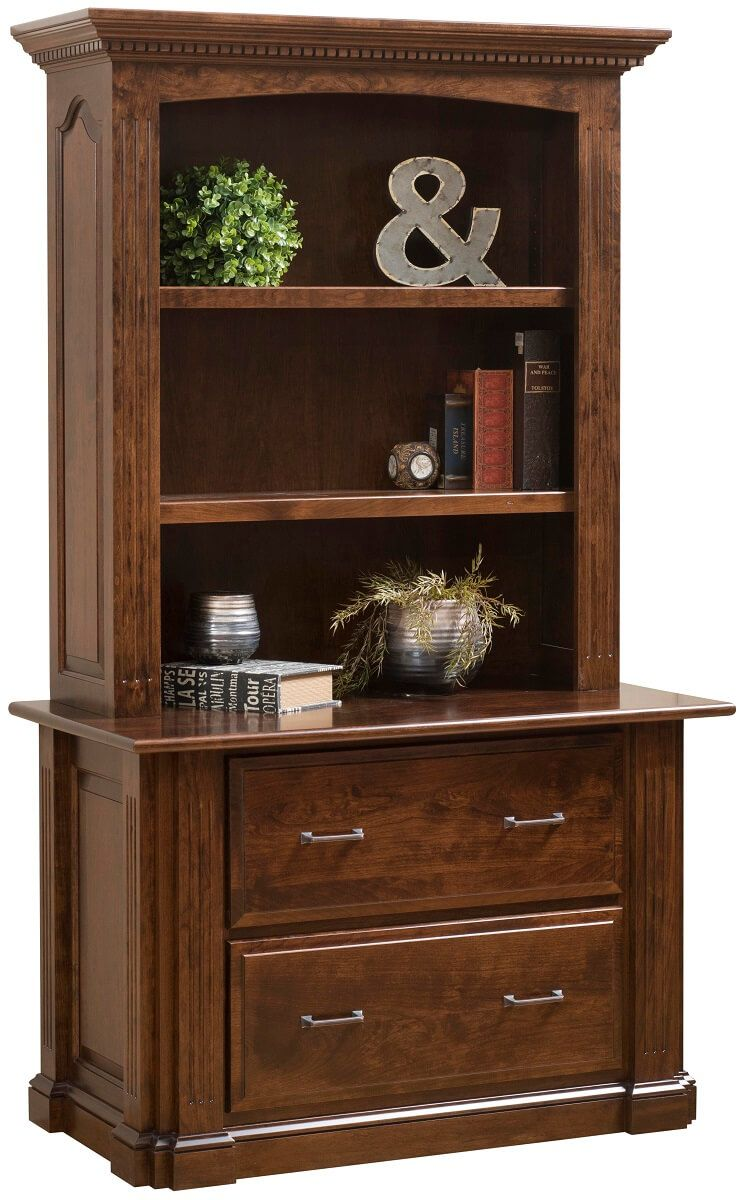 Montreal Lateral File Bookcase