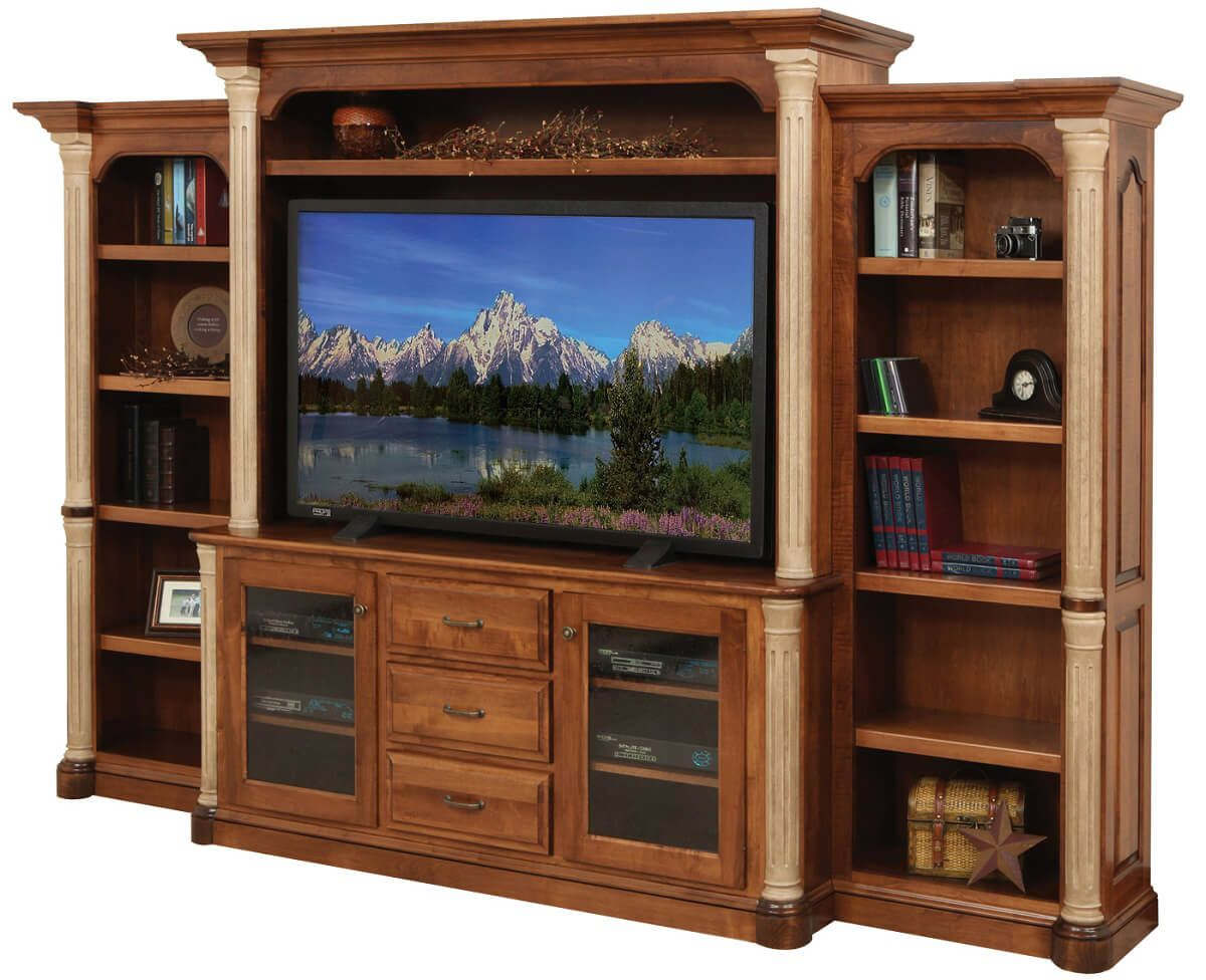 Vanderbilt Wall Entertainment Center