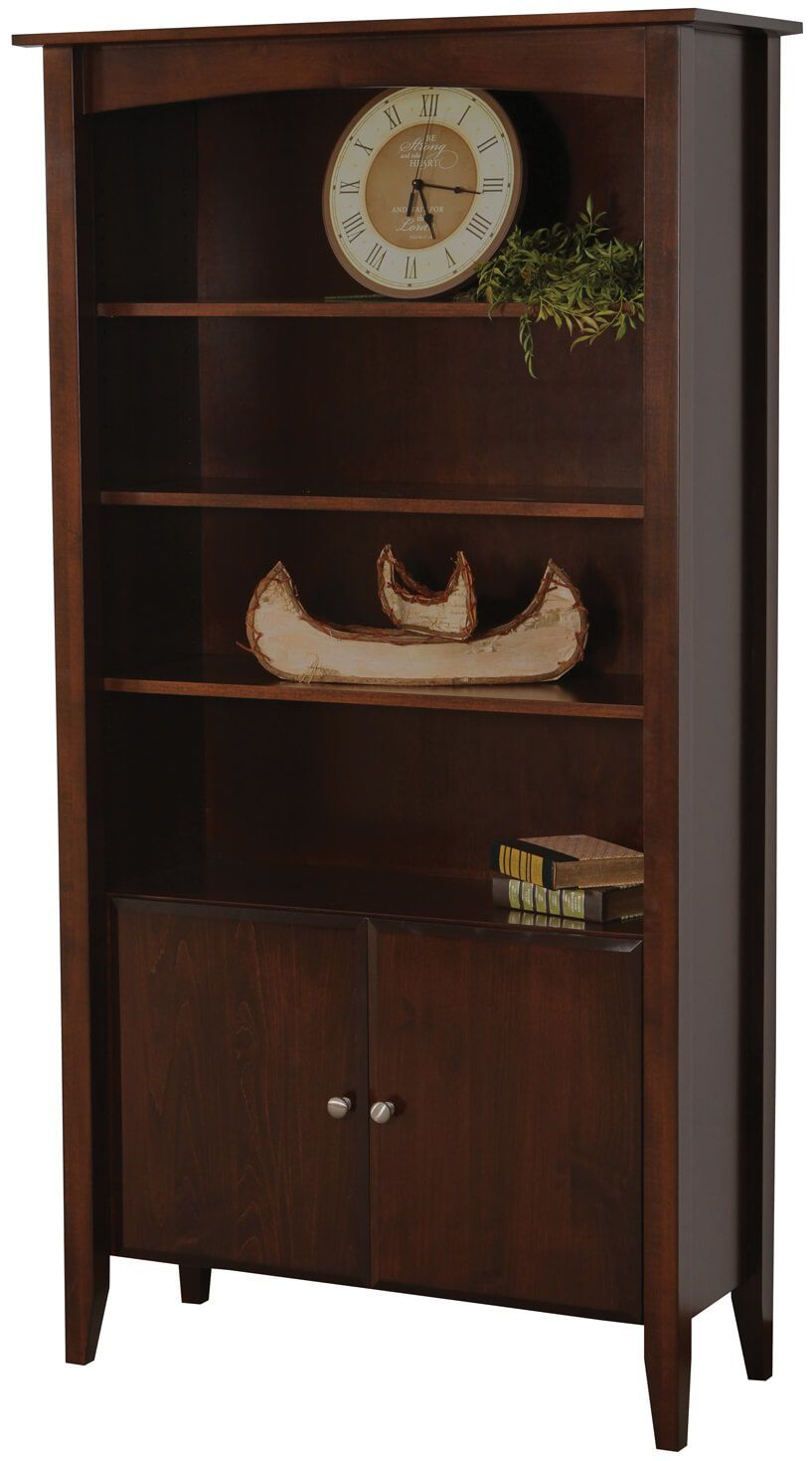Landmark Bookcase with Doors