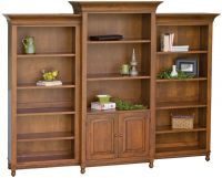 Birmingham Executive Bookcase