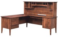 Landmark L-Shaped Desk