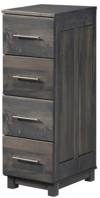 Omega 4-Drawer File Cabinet
