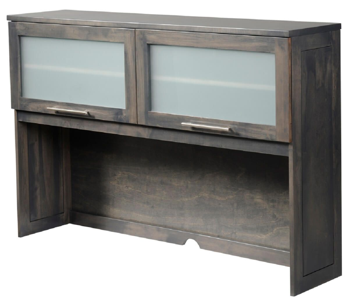 Hutch for Amish Credenzas