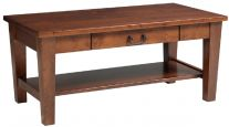 Rhode Island Coffee Table with Drawer