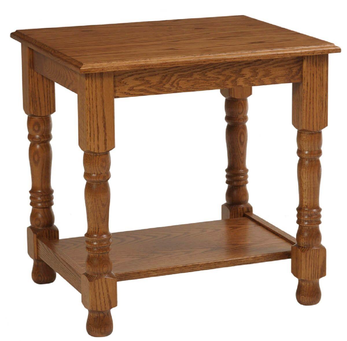 Shepherdstown End Table