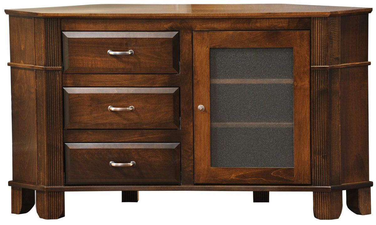 West Point Corner TV stand