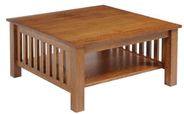 Arenas Valley Square Coffee Table