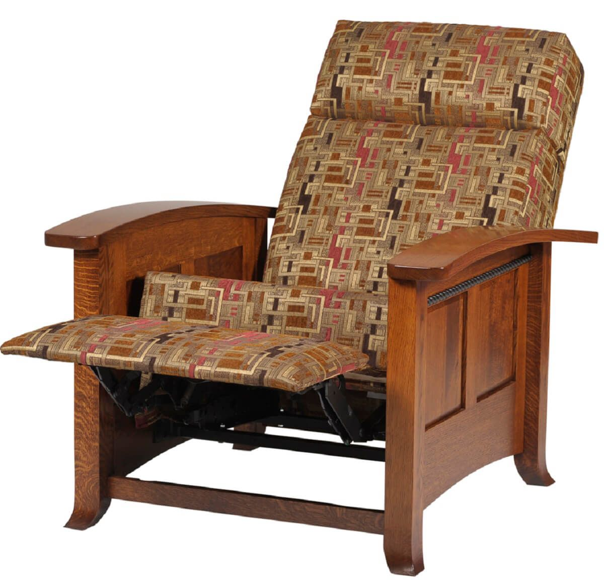 Shaker Style Reclining Chair