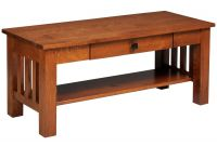 Arenas Valley Coffee Table with Drawer