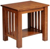 Arenas Valley End Table