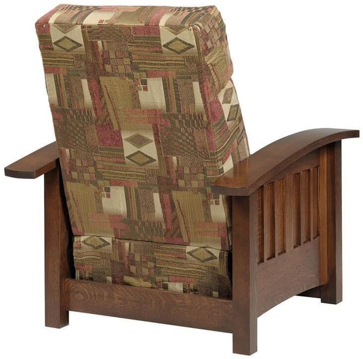 Amish Made Reclining Chair
