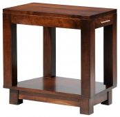 Cartier Side Table with Drawer