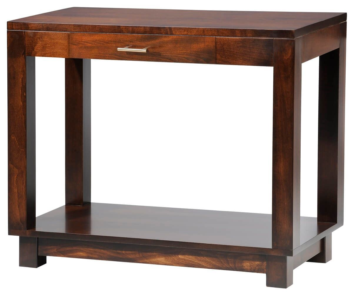 Cartier Console Table with Drawer