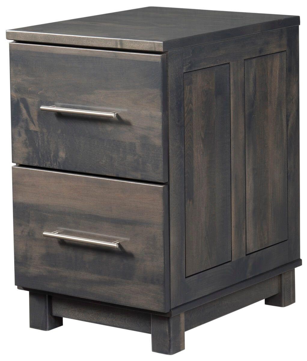 Omega 2-Drawer File Cabinet