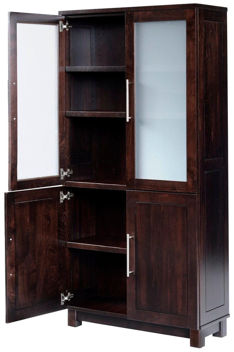 Enclosed Office Bookcase