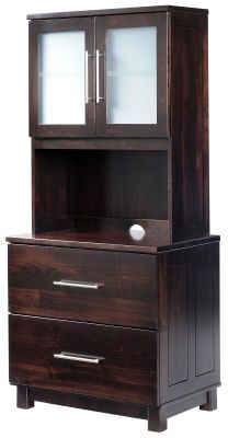 Omega Lateral File and Hutch
