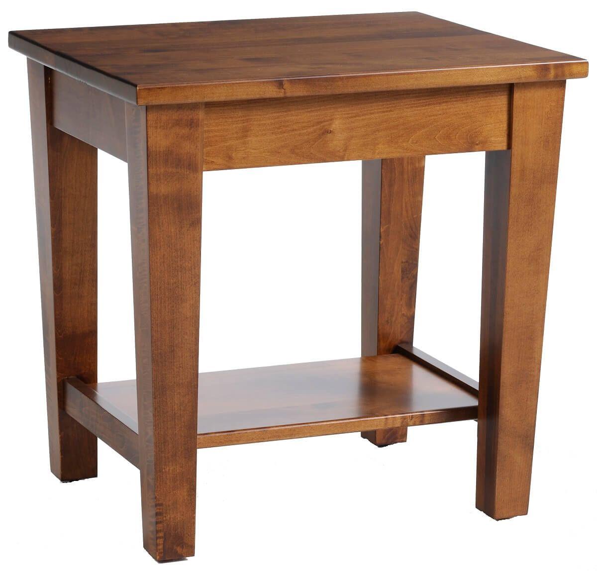 Rhode Island End Table