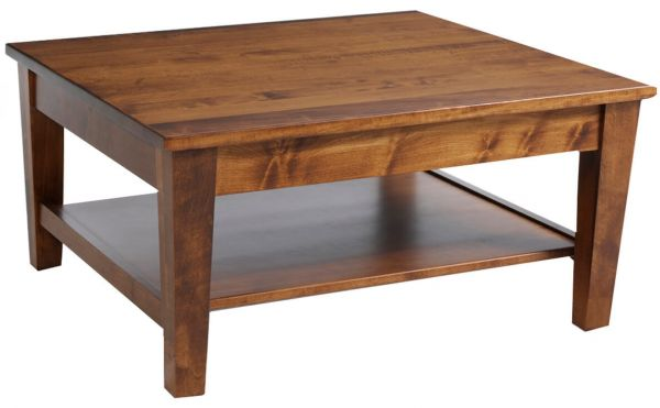 Rhode Island Square Coffee Table